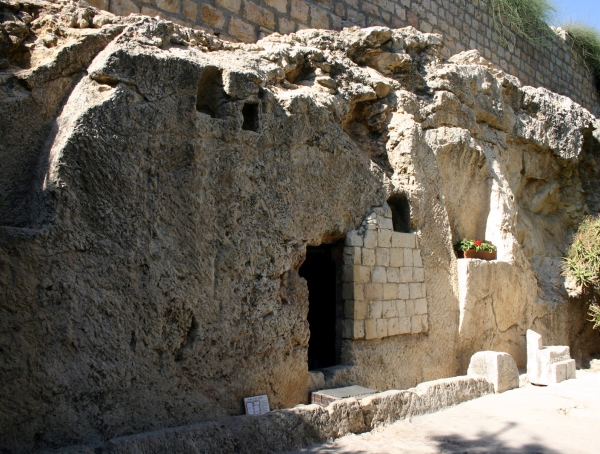 Real Tomb Of Jesus
